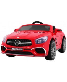 Elektrické autíčko Mercedes AMG SL65 červené